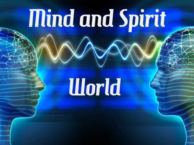 Mind and Spirit World with Brian and Geoff